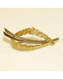 Gouden broche