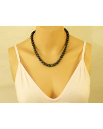 Zoetwaterparel Collier Black Princess