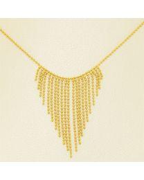 Gouden collier - 41.0 cm