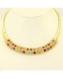 Gouden collier - 15.0 cm