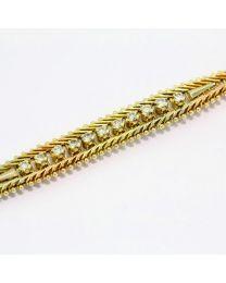 Gouden armband met Diamant