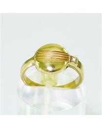 Diamanten ring 8 karaat