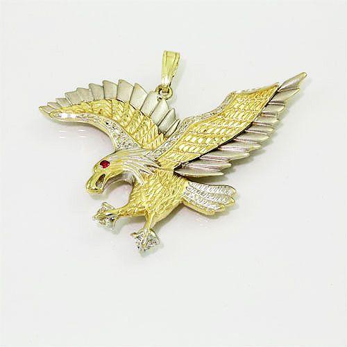 gouden hanger adelaar