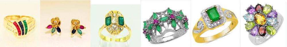 Smaragd ringen